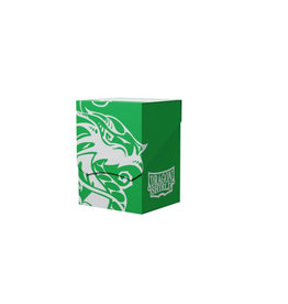 Arcane Tinmen Dragon Shield Deck Shell Green/Black