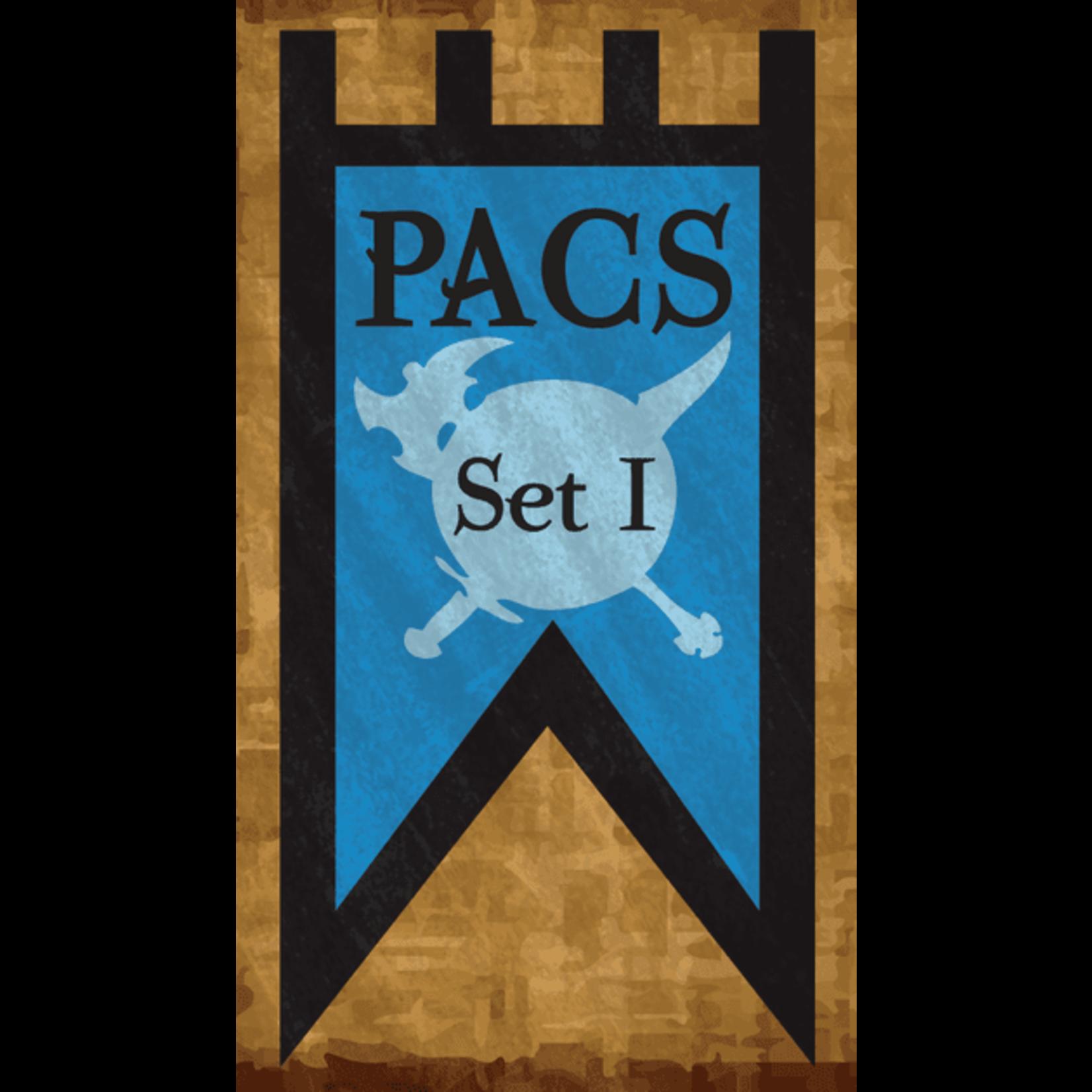 Dorkmen Games PACS Set 1 DEMO