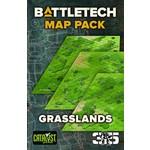 Catalyst Game Labs Battletech: Map Set Grasslands