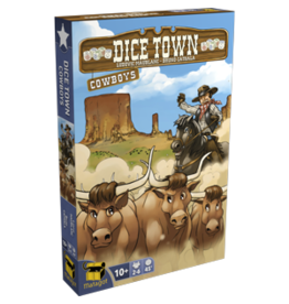 Asmodee Studios Dice Town Cowboys