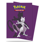 Ultra Pro Pokemon Mewtwo Deck Protectors 65ct