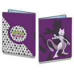 Ultra Pro Pokemon Mewtwo 9-Pocket Portfolio