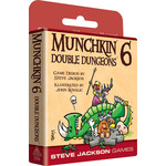 Steve Jackson Games Double Dungeon Munchkin 6