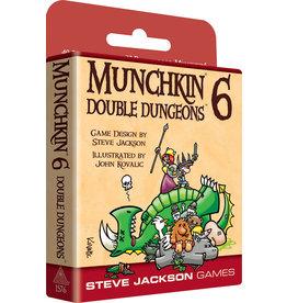Steve Jackson Games Double Dungeon Munchkin 6