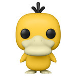 FUNKO POP Games Pokemon S6 Psyduck