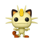 FUNKO POP Games Pokemon S6 Meowth