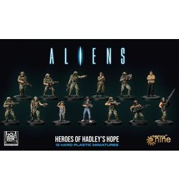 GaleForce Nine Aliens: Heroes of Hadley`s Hope