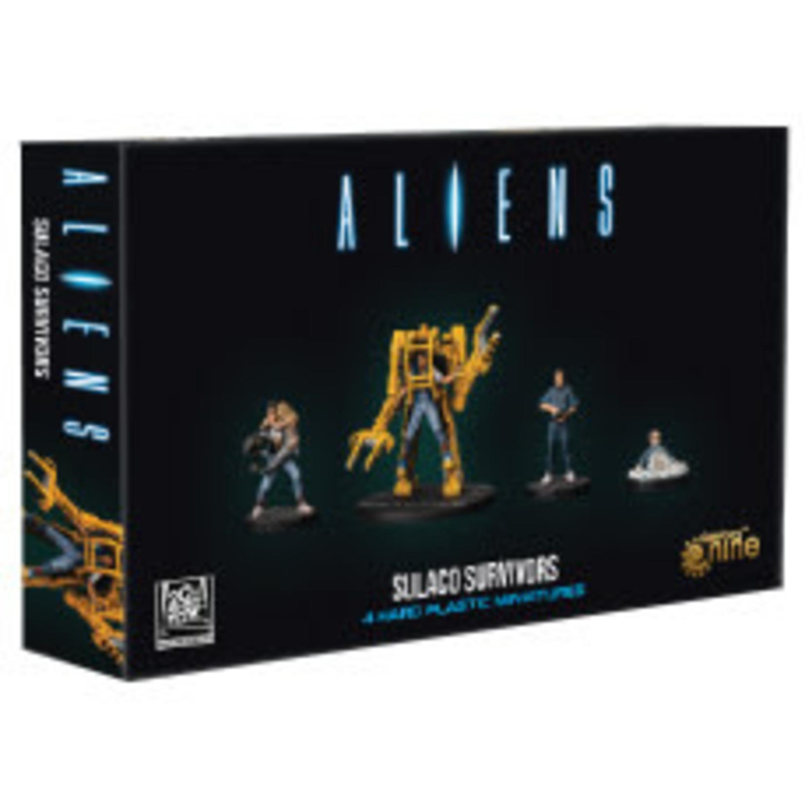 GaleForce Nine Aliens: Sulaco Survivors