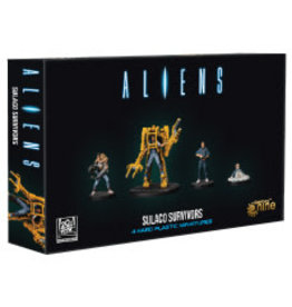 GaleForce Nine Aliens: Sulaco Survivors