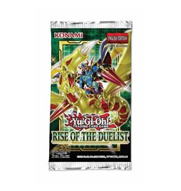 Konami Yu-Gi-Oh! TCG: Rise of the Duelist Booster