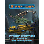 Paizo Starfinder RPG Pawns Starship Operations Manual Pawn Collection