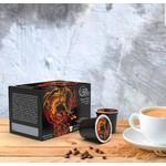 Geek Grind Dragon Roast Dark Roast Coffee Pods (24)