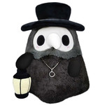 squishable Mini Plague Doctor Squishable 7""