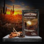 Geek Grind Desert Winds - Night of the Chupacabra - Cinnamon & Chocolate Flavored Coffee
