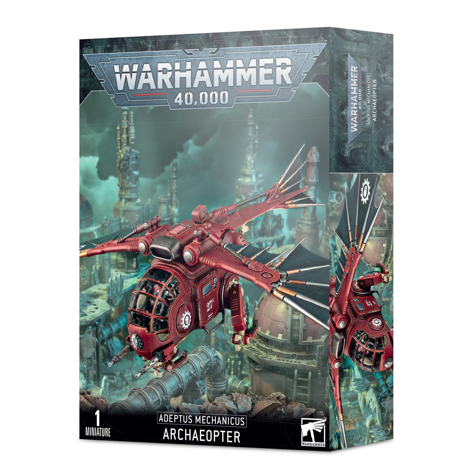 Games Workshop Adeptus Mechanicus Archaeopter