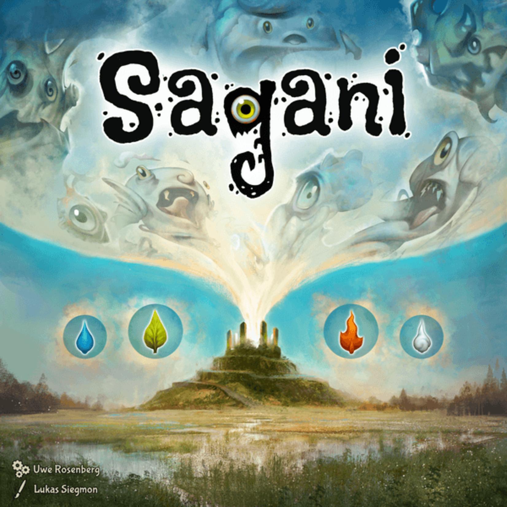 Eagle Gryphon Games Sagani
