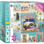 EuroGraphics Cat's Life 500pc