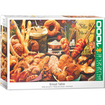 EuroGraphics Bread Table 1000pc