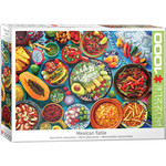 EuroGraphics Mexican Table 1000pc