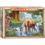EuroGraphics The Fell Ponies 1000pc