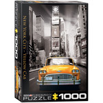 EuroGraphics New York City Yellow Cab 1000pc