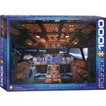 EuroGraphics Space Shuttle Cockpit 1000pc