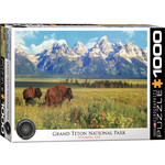 EuroGraphics Grand Teton National Park 1000pc