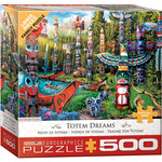 EuroGraphics Totem Dreams 500pc