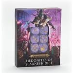 Games Workshop Hedonites of Slaanesh Dice Set