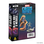 Atomic Mass Games MCP Black Bolt and Medusa