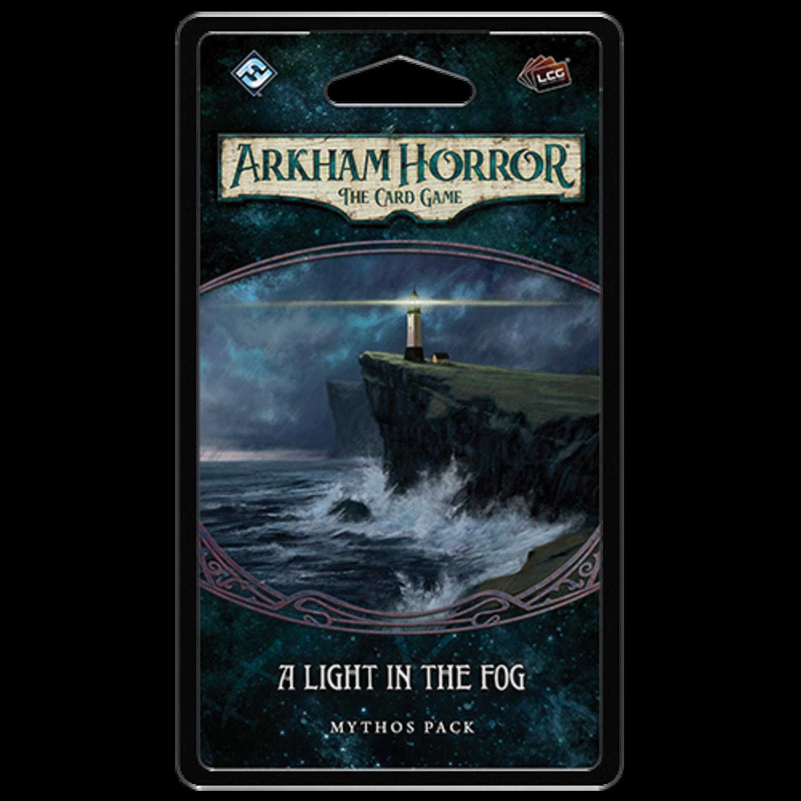 Fantasy Flight Games A Light in the Fog Mythos Pack