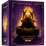 Roxely Games Dice Throne Battlechest Season 1 Rerolled