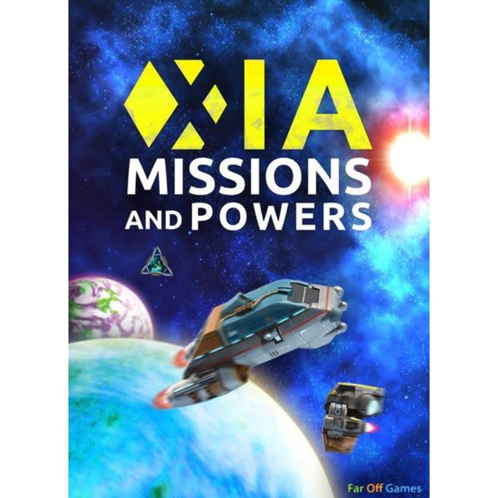 Far Off Games Xia: Missions and Powers