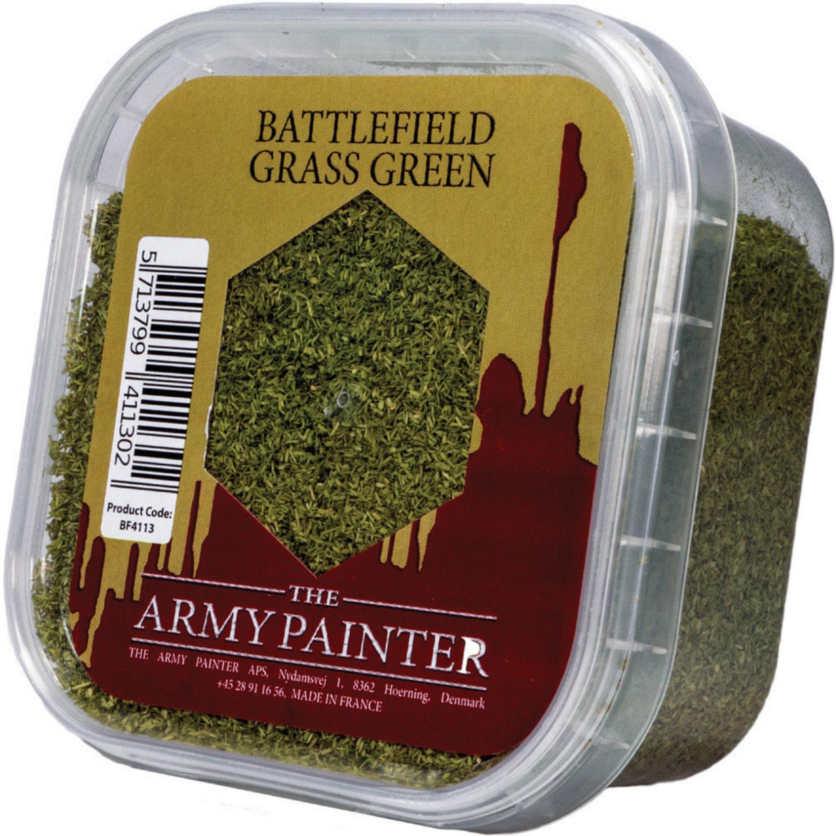 Army Painter Battlefields: Battlefield Grass Green