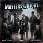 Ares Games SRL Masters of the Night