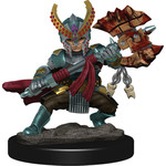WIZKIDS/NECA D&DIotR PF Halfling Fighter Female W5