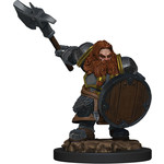 WIZKIDS/NECA D&DIotR PF Dwarf Fighter Male W5