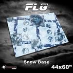 Frontline Gaming FLG Snow Base 44x60