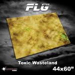 Frontline Gaming FLG Toxic Wasteland 44x60
