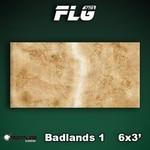 Frontline Gaming FLG Badlands 6x3