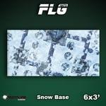 Frontline Gaming FLG Snow Base 6x3