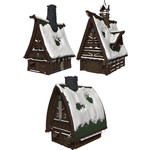 WIZKIDS/NECA D&D IotR Icewind Dale Ten Towns Papercraft Set