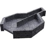 WIZKIDS/NECA WarLock Tiles: Dungeon Tile III - Angles
