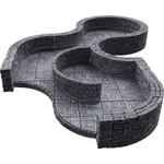 WIZKIDS/NECA WarLock Tiles: Dungeon Tile III - Curves