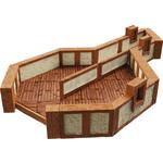 WIZKIDS/NECA WarLock Tiles: Town & Village III - Angles