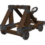 WIZKIDS/NECA Catapult War Machine 4D Settings