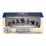 WIZKIDS/NECA Critical Role: Factions of Wildemount Kryn Dynasty & Xhorhas Box Set