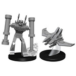 WIZKIDS/NECA Transformers Laserbeak & Frenzy DCUM
