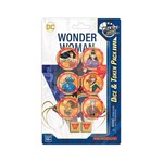 WIZKIDS/NECA DC HeroClix: Wonder Woman 80th Anniversary Dice and Token Pack