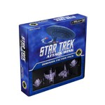 WIZKIDS/NECA Star Trek Attack Wing: Dominion Faction Pack - The Cardassian Union